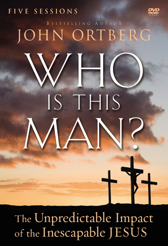 Who Is This Man DVD, 9780310824954, John Ortberg