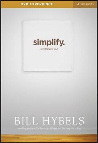 Simplify DVD, 9781473610088, Bill Hybels