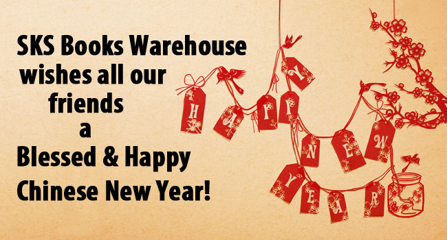 SKS wishes all friends a blessed Chinese New Year