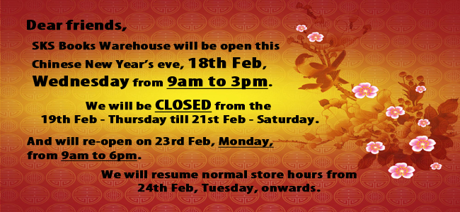 CNY 2015 SKS operating hours