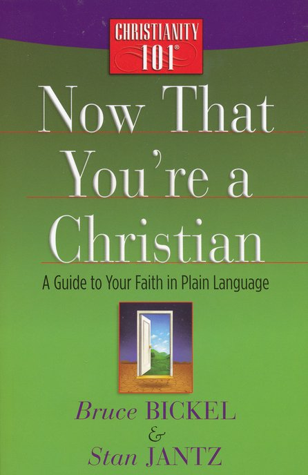 Christianity 101 (Bible Studies for new Christians)