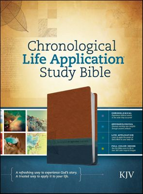 Amazon.com: chronological bible nasb